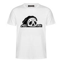 Moda Good Luck Little Yellow Duck T-Shirt Camiseta con estampado más vendido de los hombres Top de manga corta Camiseta de gran tamaño para hombre MC54