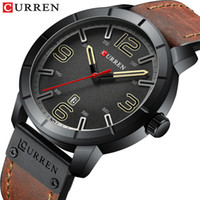 CURREN Relogio Masculino Analog Business Wristwatch with Dat...