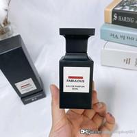 Парфюмерии ароматов для женщин и Menc Fabulous EDP Perfumes 50ML спрей Хорошее качество духи свежий и приятный аромат