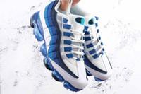 ef7271ba Nike Air Max 95 Serie 2019 Bullet full palm mat, amortiguación vintage,  calzado deportivo