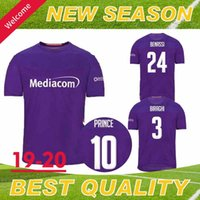 New 2019 20 New ACF fiorentina florence soccer jersey RIBERY...