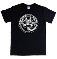 T-shirt Facehugger scontata all'ingrosso S - 5xl Film originali Covenant Print Weyland Hr Giger