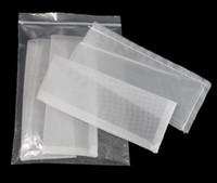 """sacchetto di olio della pressa della cola del commestibile di alimento 90 micron 2.5x4 """", 2x4.5"""", sacchetto di filtro del tè della pressa della colonia di nylon 2.5x4.5 """""""