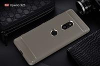 1.5mm escovado textura da fibra de carbono case para lg harmonia 2 k11 + 2018 k10 + 2018 nokia x5 5.1 plus x3 3.1 além de 7.1 7 além de tpu macio case
