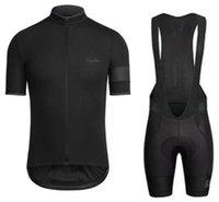 RAPHA Sommer Herren Kurzarm Radfahren jersey Bike wear Kleidung bib Set MTB uniform PRO Radfahren Kleidung Fahrrad Maillot Culotte zesky