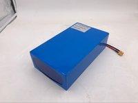48V 30AH Lithiumbatterie Superenergie elektrische Fahrradbatterie 54.6V Lithiumionenbatteriesatz + Aufladeeinheit + BMS, freie Zollgebühr
