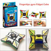 Dita di punta giri girlget giocattoli cubo giocattoli stress divertimento decompressione ansia giocattoli noia attenzione cubo magico giocattoli giocattoli fidget occupato gif