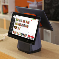 Smart touch thermal printer supermarket catering take- out ca...