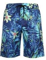 Haut de maillot de bain Pantalon de plage grande taille Short décontracté de grande taille pour hommes étudiants, Top Grand Grande taille Plage souple et élégant Maillot de bain maillot de bain baignant