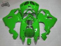 Högkvalitativ fairingkit för Kawasaki Ninja ZX7R ZX 7R 1996 1997 1998 1999 2000 2001 2002 2003 Motorcykel Fairings Body Parts