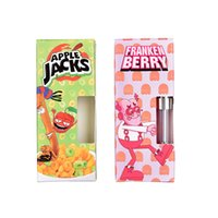 Factory Price Cereal Carts 1 Gram Cartridge dank vapes Atomi...