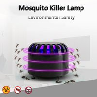 Mosquito USB Mosquito Mosquito Mosquito Lampe Maison Maison Mutte Baby Mosquito Repellent Bug Zapper Insecter Piège Radiation sans rayonnement VT1700