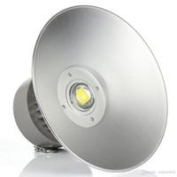 LED haute baie 50W / 80W / 100W / 150W / 200W auvent de la station de gaz lampe industrielle lumières Garantie 3 ans AC85-265V CE RoHS