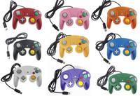 NGC有線ゲームゲームコントローラゲームパッドジョイスティックGamecube Wii U extensionケーブルターボデュアルショック
