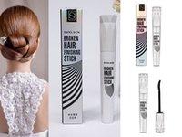 مدرسة HOT تظهر مكسور الشعر التشطيب عصا الشعر تصفيف creamHair التصميم عصا أعلى مستوى من الجودة