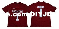 7348014be New Arrival. 2018 New Brand Mens NCAA Oklahoma Sooners Kyler Murray College  Football Jersey  5 Marquise Brown Oklahoma Sooners ...
