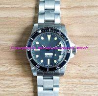 4 estilo de pulsera de pulsera de lujo Vintage Movimiento mecánico automático pulsera de acero inoxidable reloj reloj reloj de pulsera