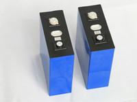 lifepo4 şarj edilebilir batarya 8pcs 3,2V 135AH 150Ah Lityum Demir Fosfat Hücre güneş 24V 12V300Ah hücreleri değil 120Ah