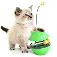 Pet supplies hot style tumbler cat toys spill food ball toy ...