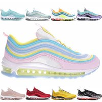 Cushion Rainbow Running shoes for Women Men Zapatos Breathab...