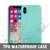 High quality TPU waterproof case for iphone 6 7 plus full ce...