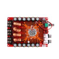 Freeshipping Estink Yeni TDA7498E Dijital Amplifikatör Kurulu 160 W + 160 W Çift Kanal Ses Stereo Güç Amplifikatörü Kurulu Modülü Yüksek Güç