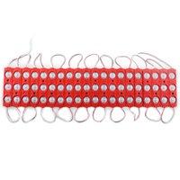 1000pcs / lot DC12V 3LED Injektion SMD 2835 LED-Module mit Objektiv Wasserdicht IP66 Weiß / Rot / Grün / Blau-Qualitäts-Lichtwerbung