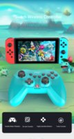 For Switch Pro Bluetooth Wireless Controller For NS Splatoon2 Remote Gamepad For Nintend Switch P3 Controller Console Joystick