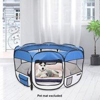 Kennel Dog Shed Dog Bed 36inch Portable Foldable 600D Oxford...