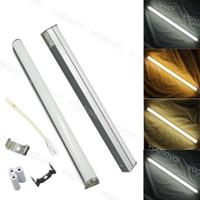 Ampoules / tubes à LED T5 AC220V 0.3M 5W SMD2835 6500K 3500K Fluorescent Fluorescent Lumière intégrée Aluminium pour l'exposition de supermarché intérieur Cuisine EUB