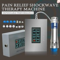 Melhor Resultado dispositivo Mini uso Home Terapia Shockwave Máquina Corpo Pain Relief Massage Gun Shock Wave ED Treatment