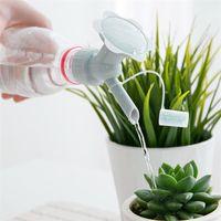 Arroseur De Bouilloire Buse Jardin Fleur Mini Arrosoirs 2 En 1 Usine En Plastique Bouilloire De Buse Arrosoirs Fleur Bouteille Arrosoirs DH0783
