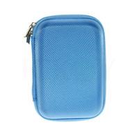 Voyage en plein air Protégez Sky Blue Case Sac Portable Sac Pour Garmin Edge 200 500 510 520 800 800 810 820 1000 Polar V650 Polar M450