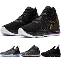Alta calidad a través de LMTD XVI CRED XVII OREO MENS Baloncesto Shoes 16 17 WinWin Sports Shoes 16S King 1 Leopard Sneakers AO2595-006 BQ3177-004