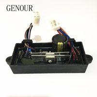 Tek fazlı Jeneratör ve Kaynakçı için voltaj regülatörü Çift kullanım 5KW Jeneratör AVR, Dizel Kaynak Jeneratörü AVR, Kaynakçı AVR 190F
