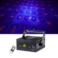 Sharelife 휴대용 원격 제어 블루 RedGreen RGB 레이저 혼합 효과 빛 DJ 공연 파티 홈 쇼 시스템 무대 조명 L12R-