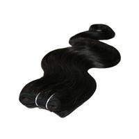 Körperwelle Brasilianisches Menschenhaar Keine Clips Halo BW Flip in Haarverlängerungen, 1 stück 80G 100G Einfache Fisch Linie Haar Weben Großhandelspreis
