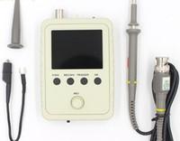 10pcs mucho shell kit DSO150 osciloscopio DSO138 mejorado electrónica enseñanza práctica kit de bricolaje