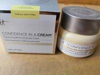 2021High QUlity riche crème hydratante de la peau instantanée pour le visage soin de la peau 60ml Bon qualité DHL shopping gratuit