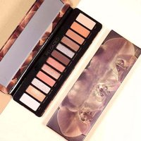New Makeup 12 colors Reloaded Eyeshadow Palette Pressed powd...