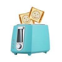 tipo di pulsante Tostapane casa pane automatica Maker multifunzione Panino della prima colazione della macchina Toast macchina Thaw brindisi di calore