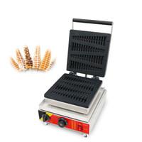 Lebensmittelverarbeitung 110V 220V Commercial Electric Lolly Waffle Maker Machine