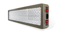 Newest P600 Dual Chip Full Spectrum 600W LED Grow Light Doub...