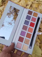 Brand 14 colors eye shadow palette Shimmer Matte eye shadow ...