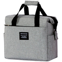 Portable Thermal Cooler Insulated Picnic Lunch Bag Men Women...