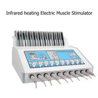 Fabrika Fiyatı Zayıflama Elektro terapi cihazları EMS Elektrik Kas Stimülasyon Meme Büyütme Vücut zayıflama makinesi