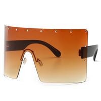 2020 مصمم النساء luxtury النظارات الشمسية للإطار الكبير للرجال في الهواء الطلق uv 400 نظارات نظارات gafas uv 400 الشمس الزجاج