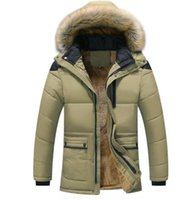 Thickened Plus Size Jacket Winter Thick Down Coats Jackets M...