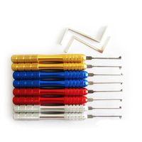 최고 품질 HUK 8 개는 KABA 전문 자물쇠 도구 도구를 선택 잠금
