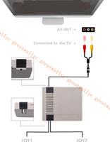 YENİ Mini Oyun Konsolları Taşınabilir gamepad ile 620 500 Mini TV Video Taşınabilir Oyun Konsolu Eğlence Sistemi